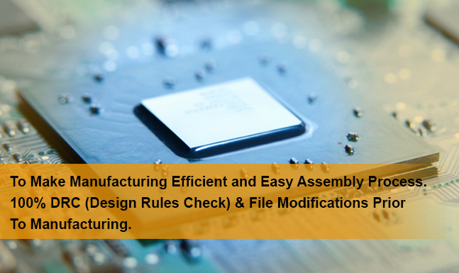 PCB Manufacturing Efficient & Easy Assembly Process
