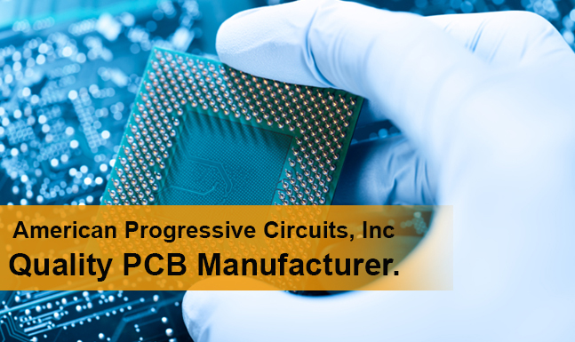 American progressive circuits, inc quality pcb manufacturer